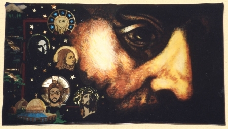 Judith McManis' Faces of Christ